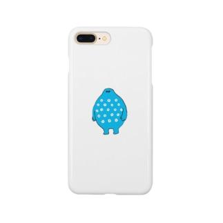 シンプルどうめき Smartphone cases