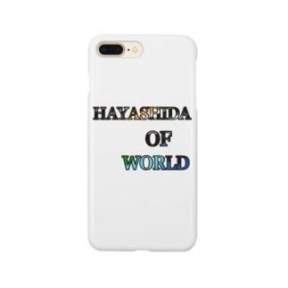 HAYASHIDA _OF_WORLD Smartphone cases