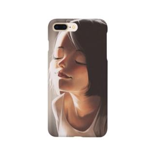 「なにげない幸せ」 Smartphone Case