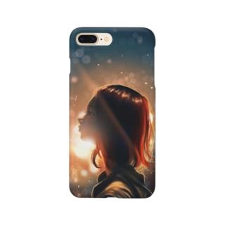 「雑音」 Smartphone Case