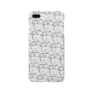にゃぶろういっぱい Smartphone cases