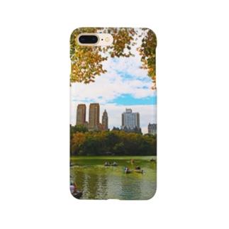 Centoral Park  Lake   Smartphone cases