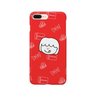 甘いものラバーズ Smartphone cases