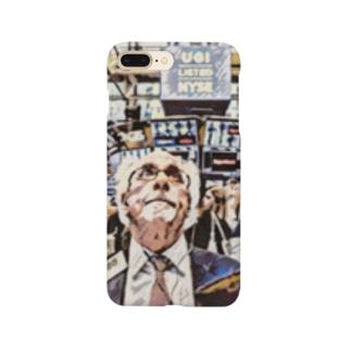 588おじさんグッズ Smartphone cases