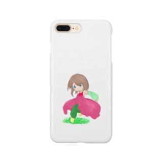 オリジナルミニキャラ Smartphone cases
