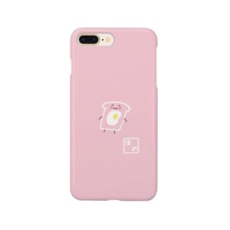 めだまやきしょくぱんさん Smartphone cases