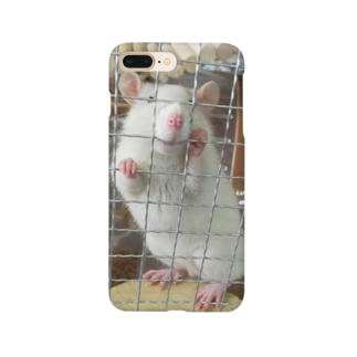 おねだりのずみ ファンシーラット Smartphone cases