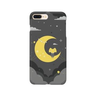月のお姫様 Smartphone cases
