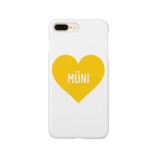 MUNI Smartphone cases