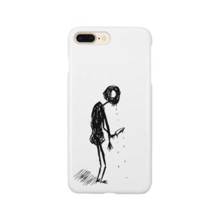 棒人間ちゃん・1 Smartphone cases