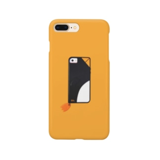 お気に入りペンギンスマホケースのスマホケース Smartphone cases