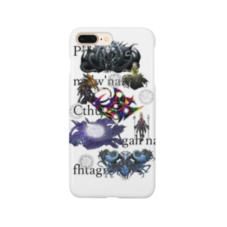 クトゥルフ神話スマホケース!!いあ!いあ! Smartphone cases