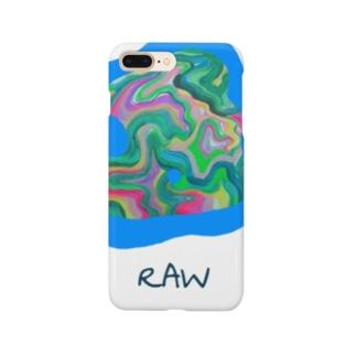 RAW Smartphone cases