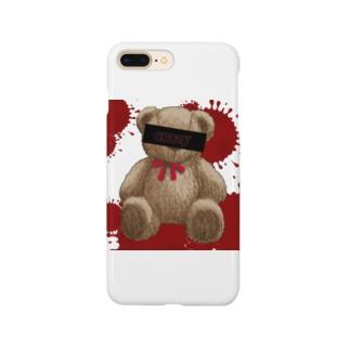 クレイジーベアー Smartphone cases