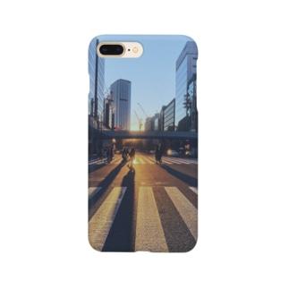 横断歩道 Smartphone cases
