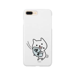 こじ犬【避けられぬ現実】 Smartphone cases