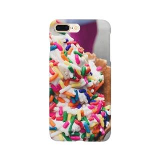 アイスクリーム Smartphone cases