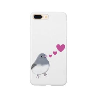 ユキヒメドリ♡ Smartphone cases