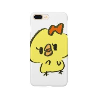 ひよこGOD Smartphone cases