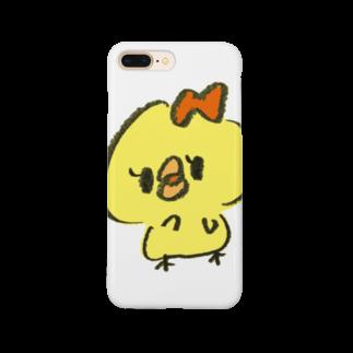 かそりーぬ@固定ツイ拡散希望のひよこGOD Smartphone cases