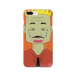 気の抜けた男 Smartphone Case