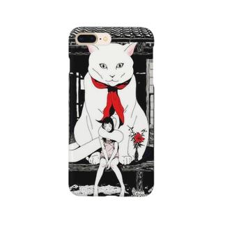 にゃ Smartphone cases