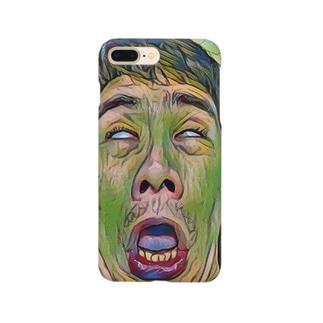 人の業 Smartphone cases