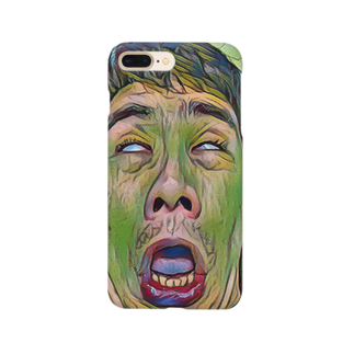 元ニート師匠の人の業 Smartphone cases