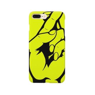 グッドラック Smartphone cases
