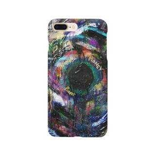 BLACK HOLE. Smartphone cases