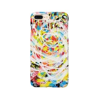 キュルキュルキュルーーーーー!!!! Smartphone cases