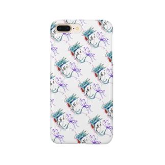 Wakki quetzal diagonal Smartphone cases