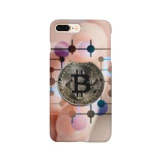 ビットコイン Smartphone cases