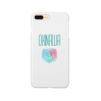 OKINAWA[イルカ] Smartphone cases