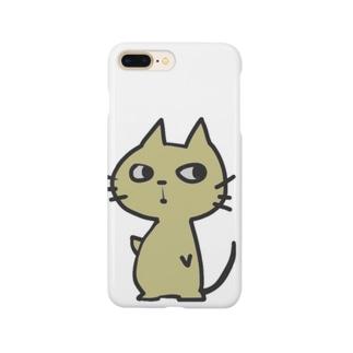 ニャンタ・カラー Smartphone cases