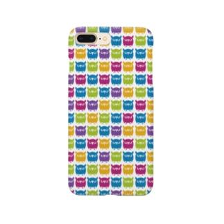 Mimizuku マルチカラー Smartphone cases