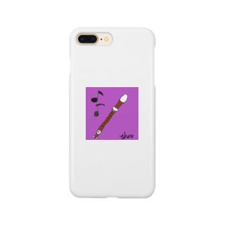 ワンショットホラー7 リコーダー Smartphone cases