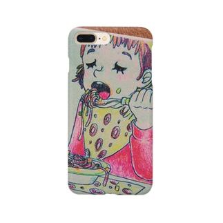 おませさん Smartphone cases