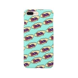 Ztdnループ ブルー Smartphone cases