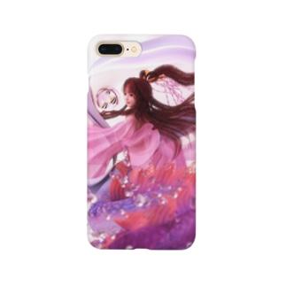 竜宮の遣い Smartphone cases