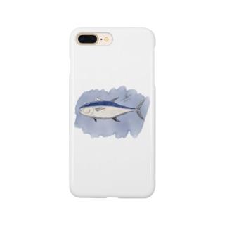 鮪リアル Smartphone cases