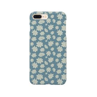 コスモス ブルー Smartphone Case