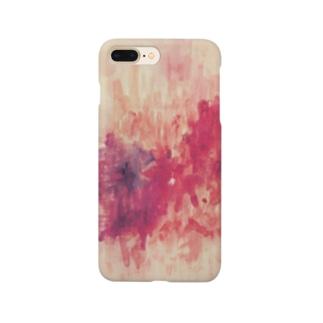 赤の追悼 Smartphone cases