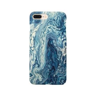 滲む空 Smartphone cases
