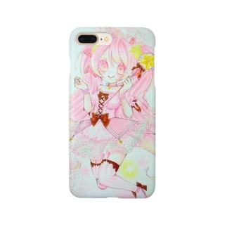 魔法少女ももせ Smartphone cases