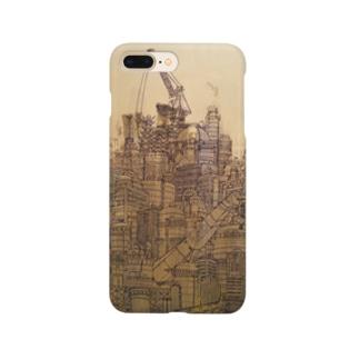 鉄屑山 Smartphone cases