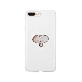コッペちゃん(方眼紙) Smartphone cases