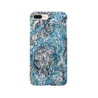 波 Smartphone Case