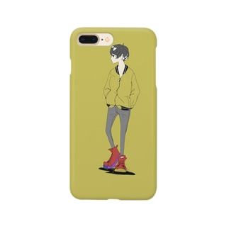 五男 Smartphone cases