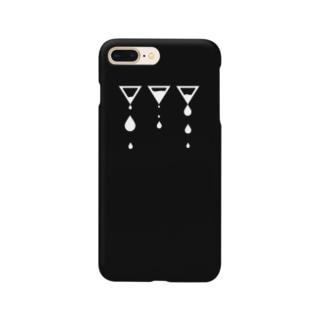 滴り Smartphone cases
